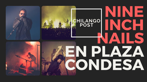 Nine Inch Nails en El Plaza Condesa