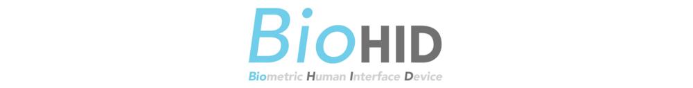 BioHID Biometric Human Interface Device