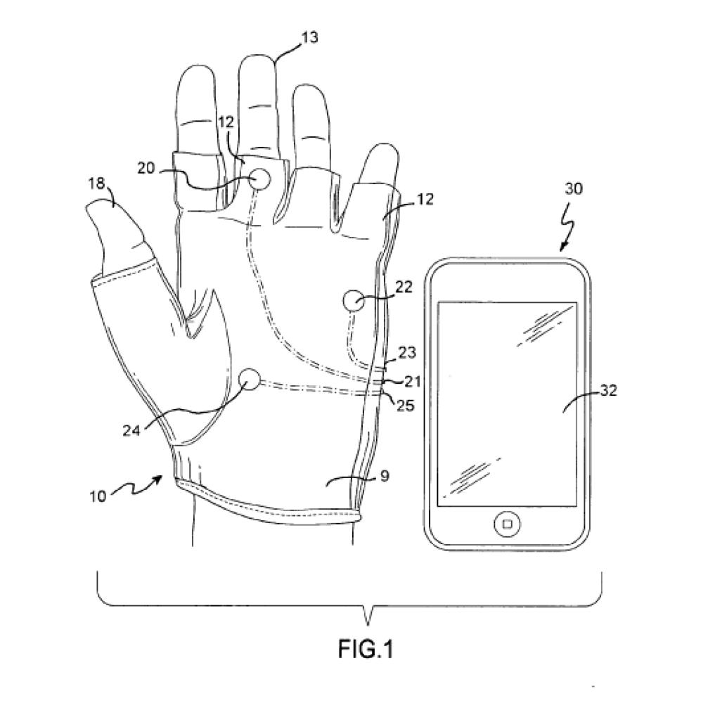 patent drawings bioHID
