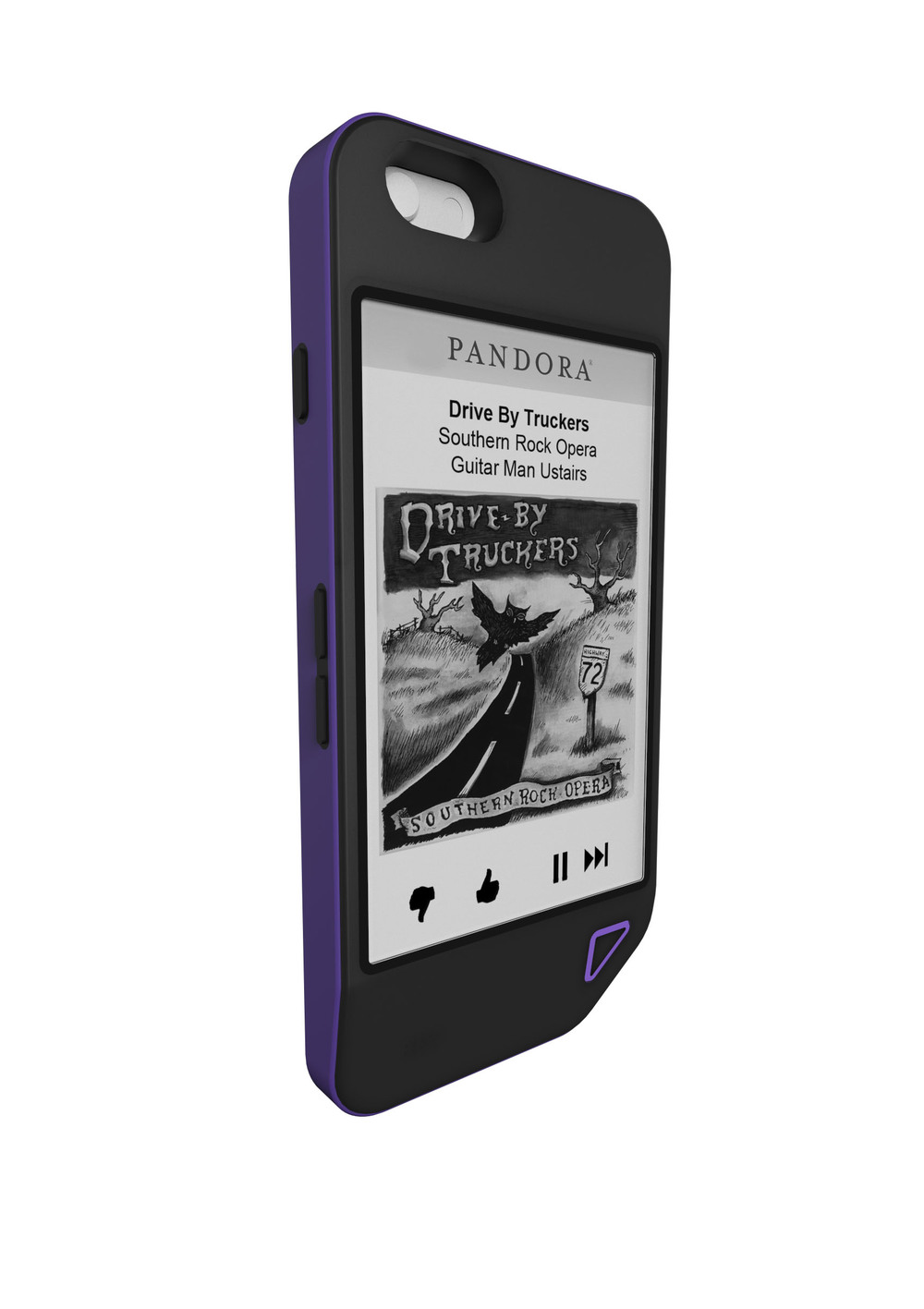 pandora application lithocase application rendering industrial design keyshot