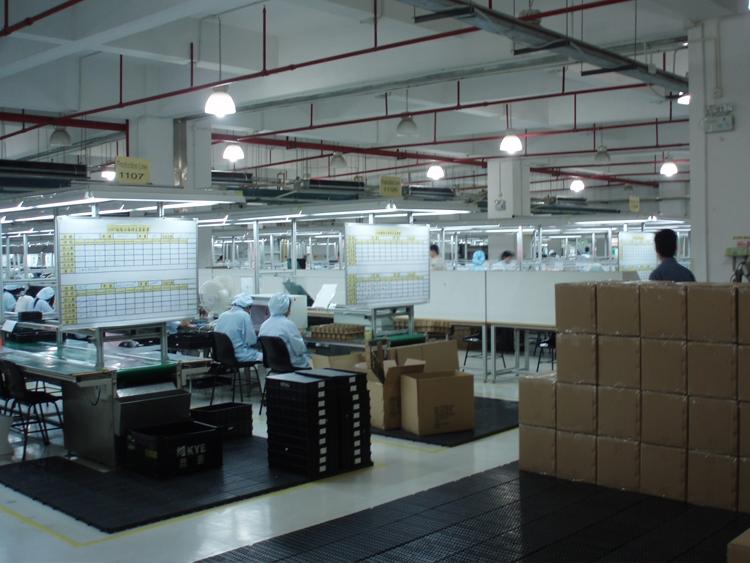 manufacturing services asia mass production pilot run