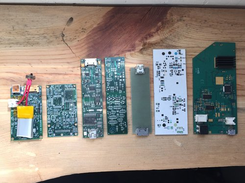 PCB prototypes