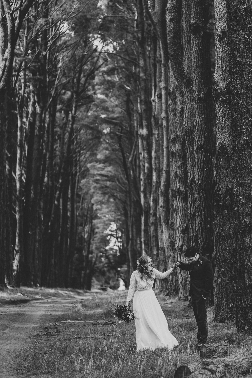 Melbourne wedding photographer, Marnie Hawson