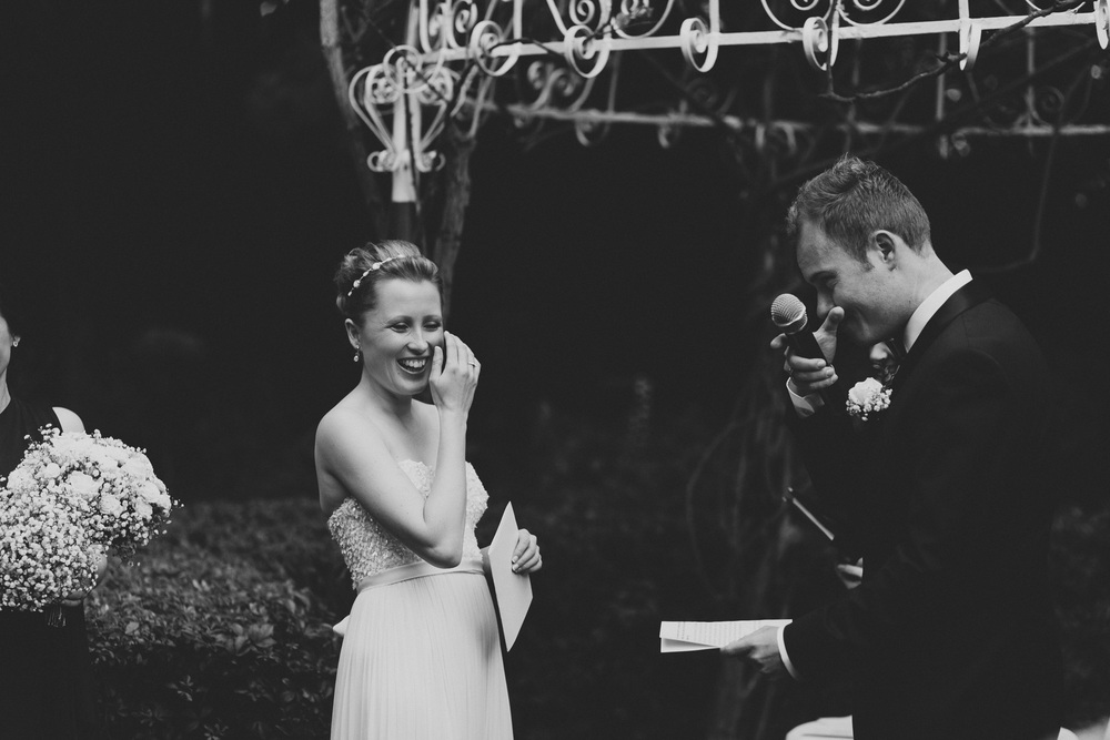 Melbourne and Macedon Ranges wedding photographer, Marnie Hawson