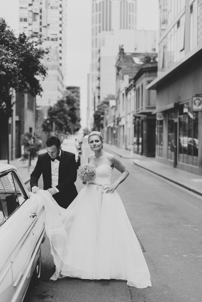 Marnie Hawson, Melbourne wedding photographer