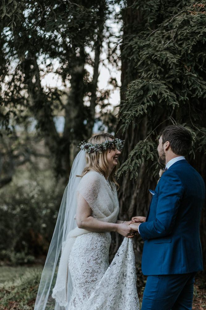 Sarah-May and Robert, Malmsbury wedding