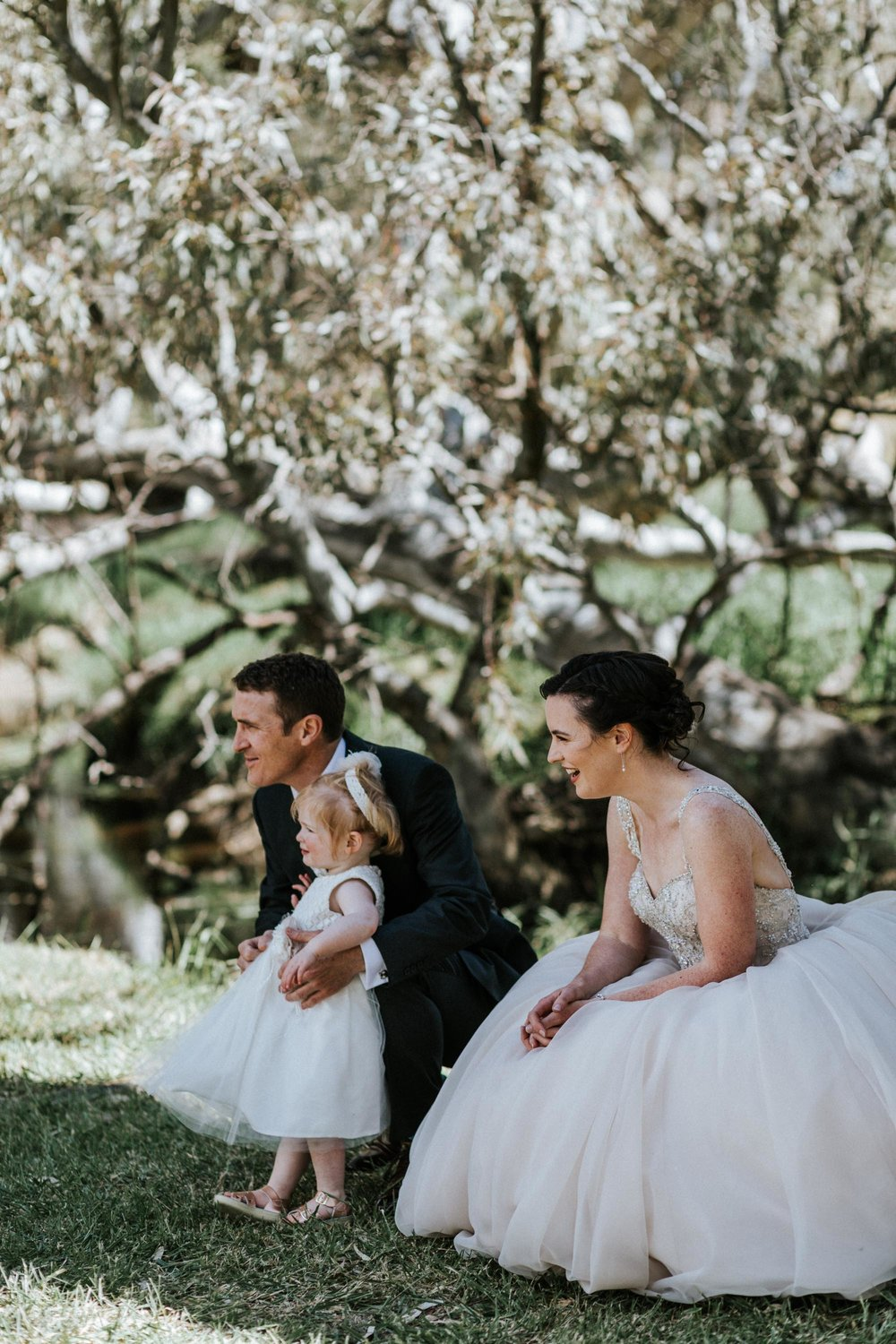 Heathcote farm wedding, Tamika + Paul