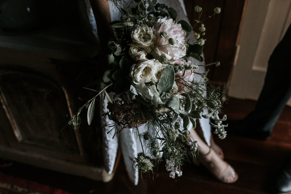 Jane + Damien, St Agnes Homestead, Kyneton summer wedding