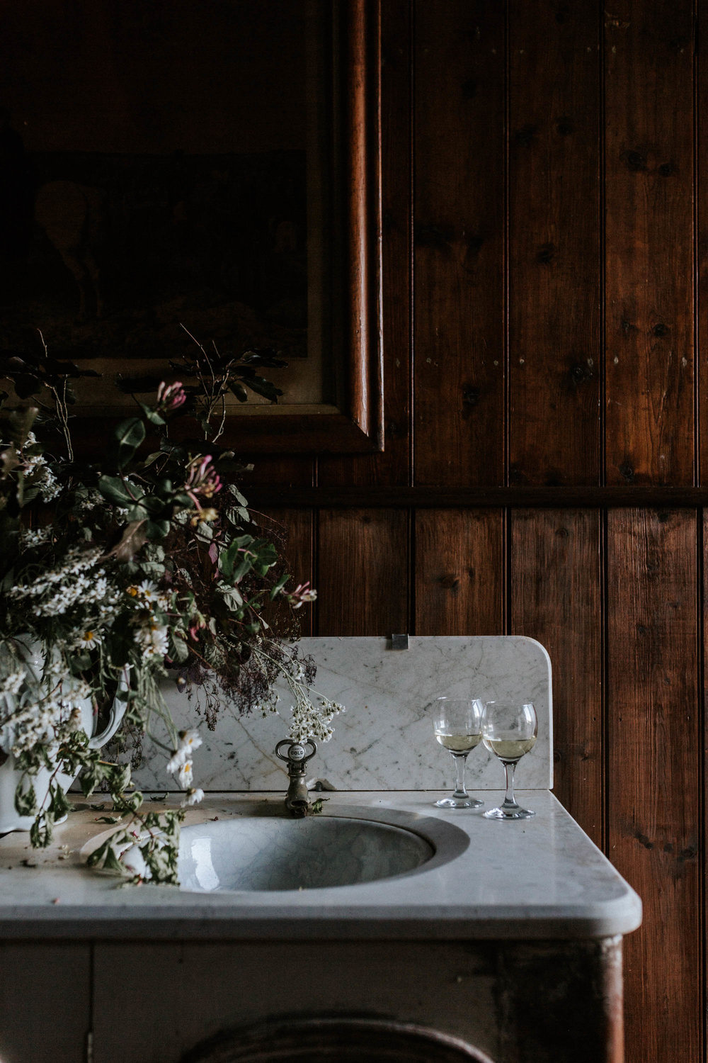 St Agnes Homestead wedding, Kyneton