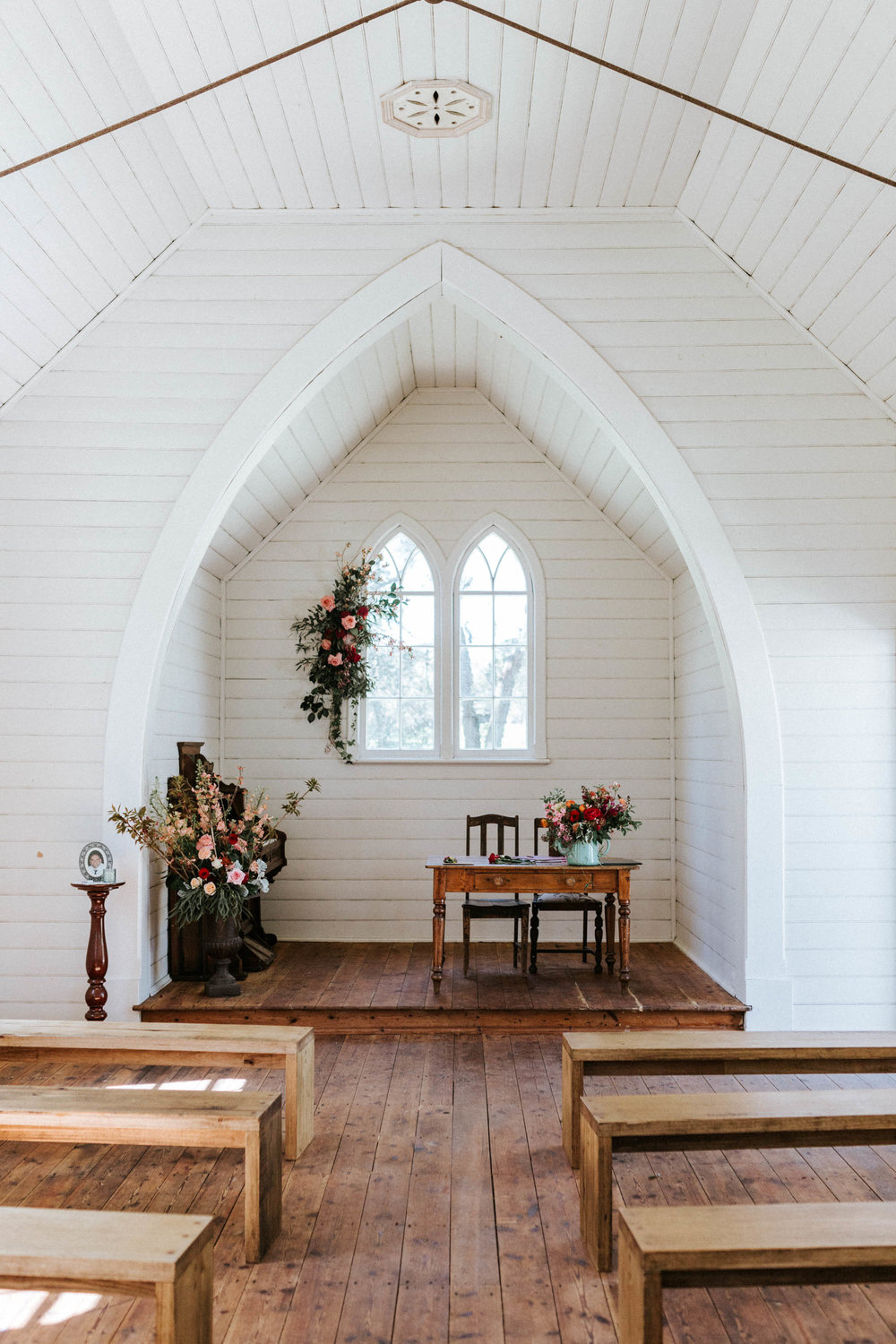 The Little Church, Spring Hill - Country Victoria wedding venue