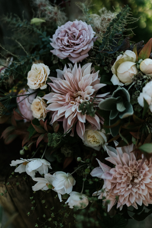 Lindsey Myra organic flowers