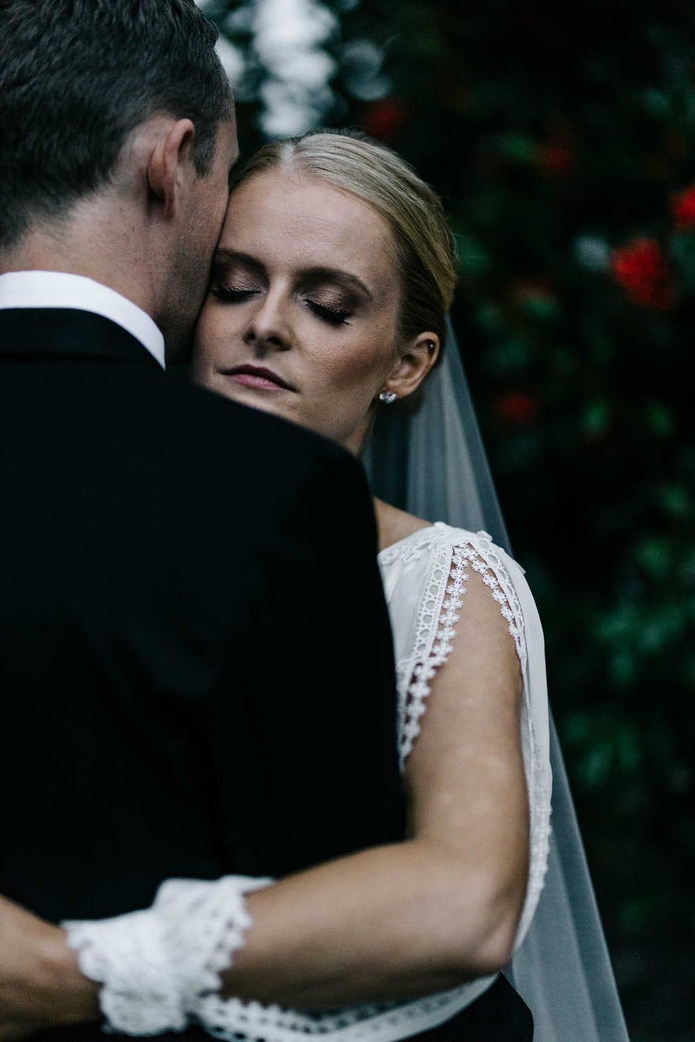 Kim + Ben at Churchill, Taradale
