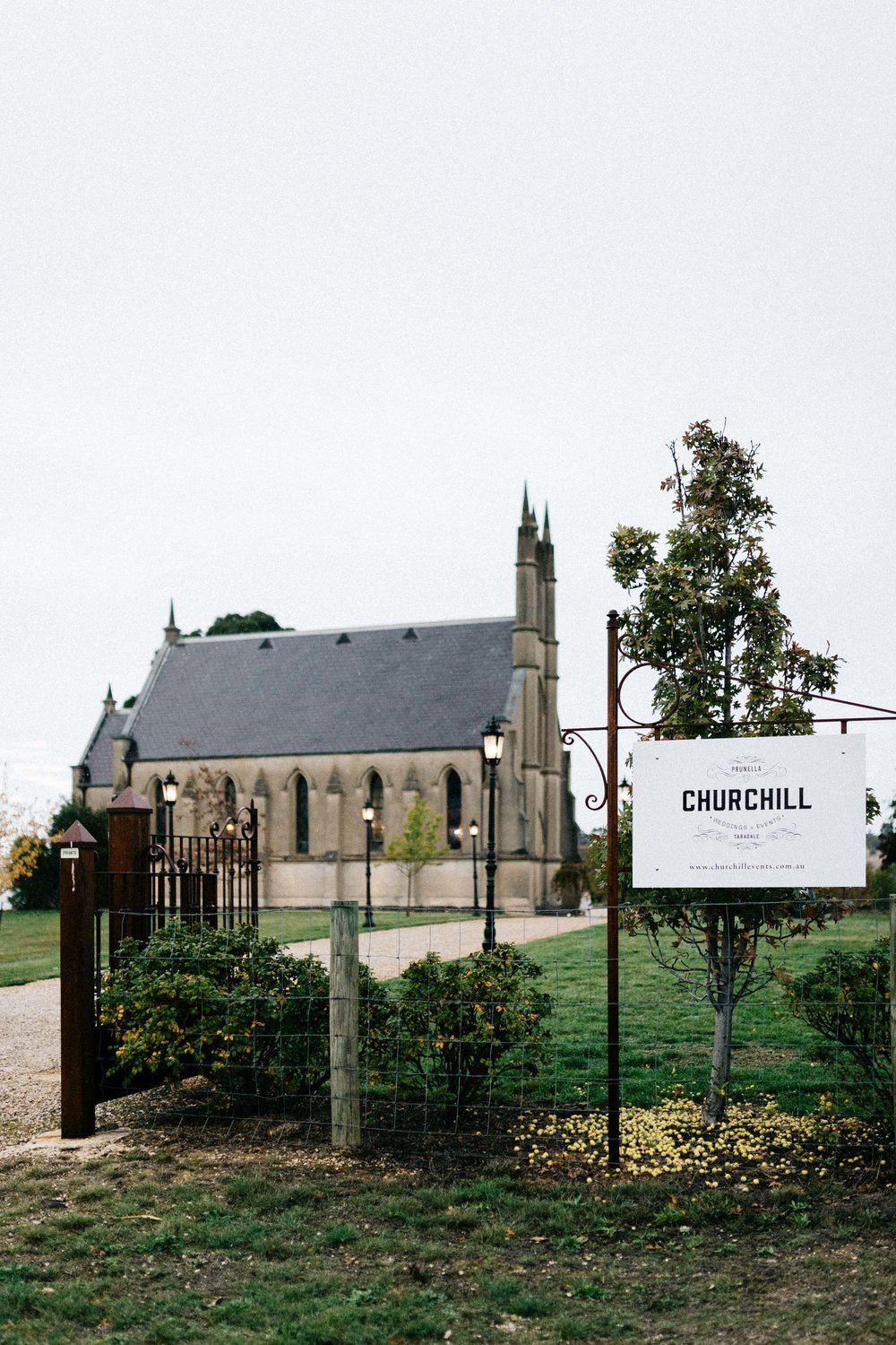Churchill, Taradale by Prunella Botanical Stylists