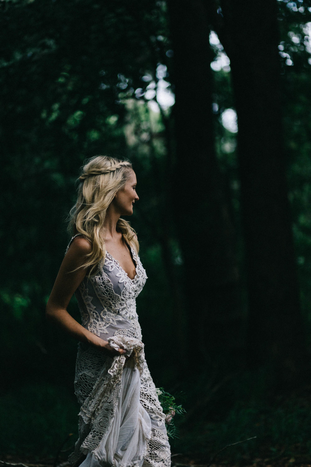 Lesh + Tom's wedding at The Fig Tree, Byron Bay