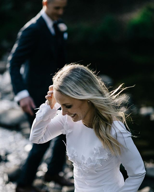 Ellie + Tom at Wye River 🖤