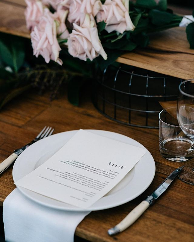 Beautiful styling (and food of course!) by @potandpanmelbourne at Wye River last week.