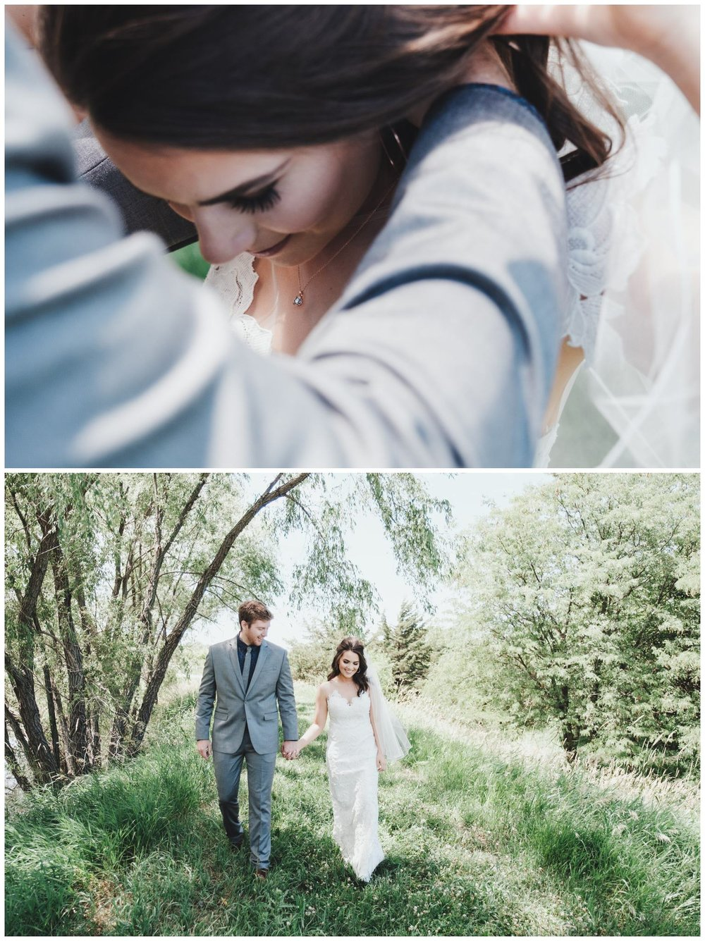 Wedding Photography Malorie and BJ at Glacial Till