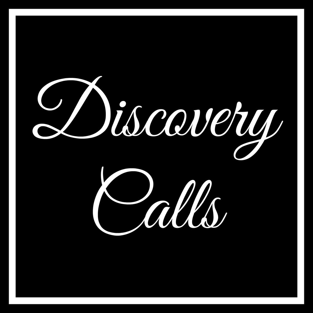 DISCOVERY CALLS