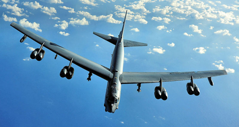 B52 Bomber Catch 22 Job Training