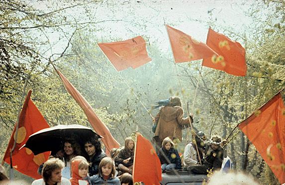 Christiania community raises red flags
