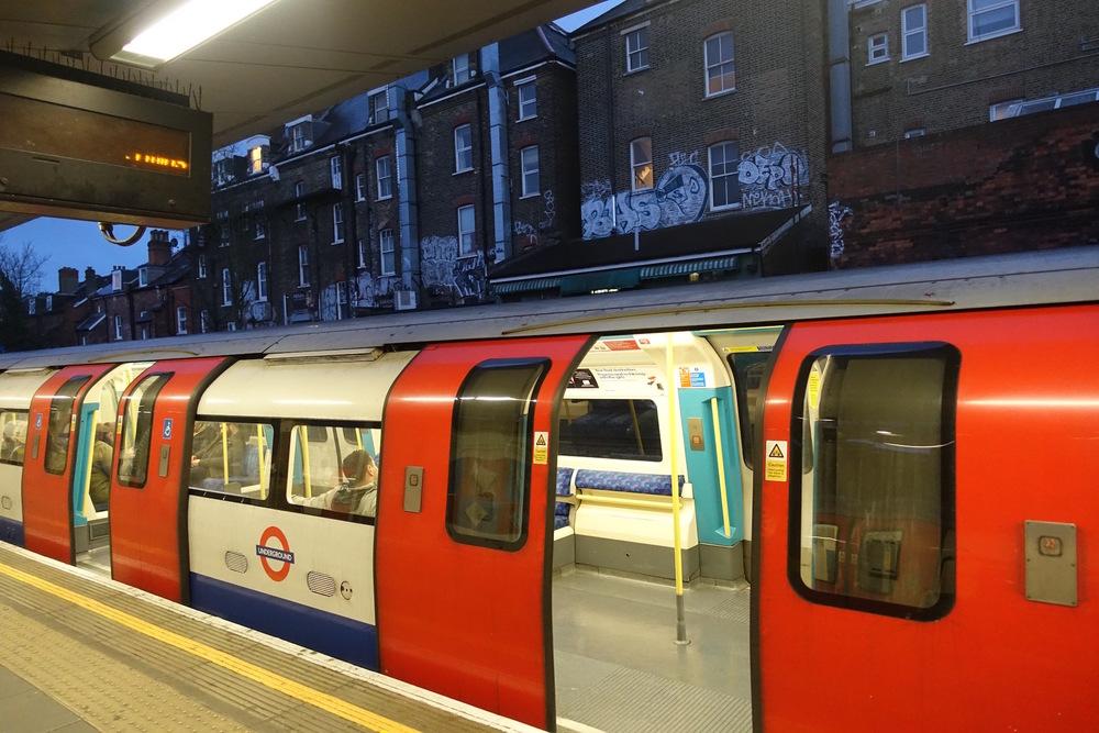 London's Metro Line