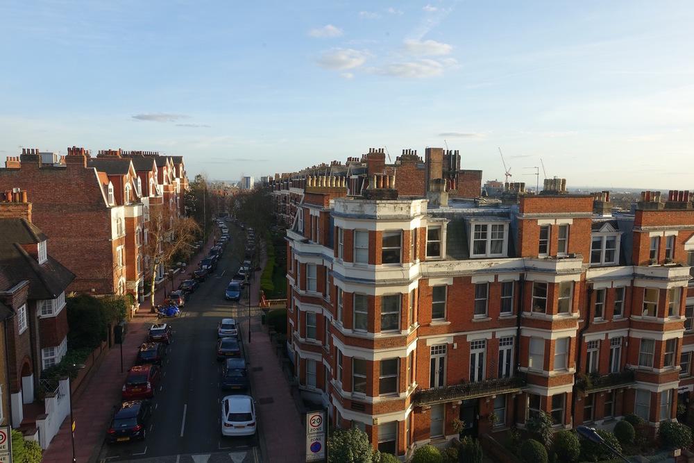 West End Lane in London