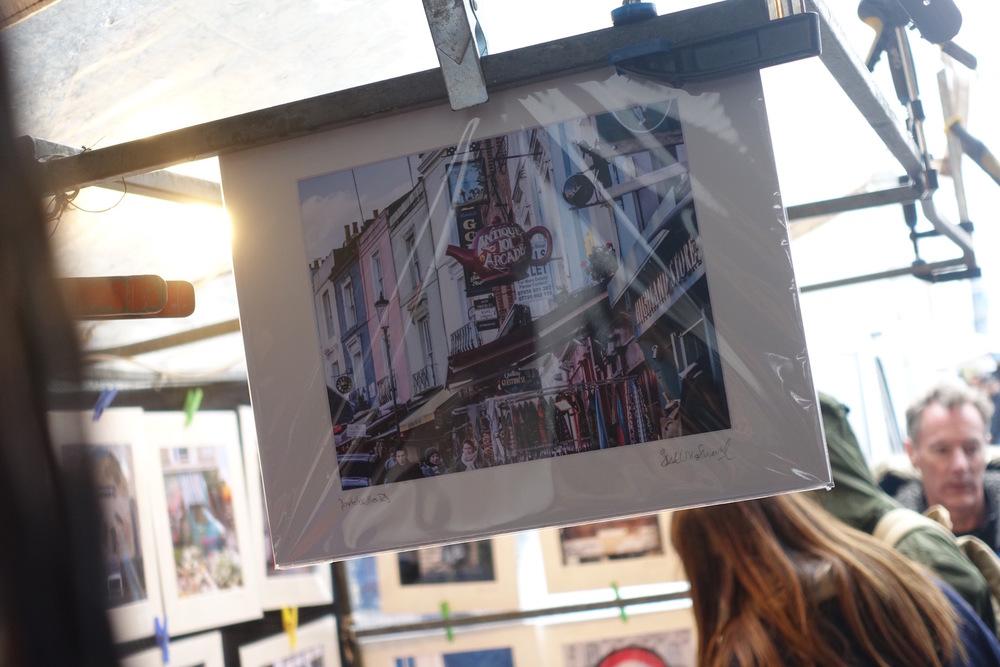 art at portobello road