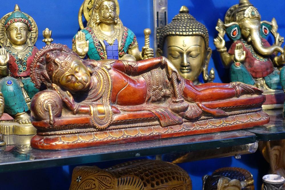 hanuman trinket in delhi