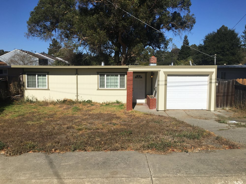 Sold at $340,000<strong>4707 Canyon Road, El Sobrante</strong>