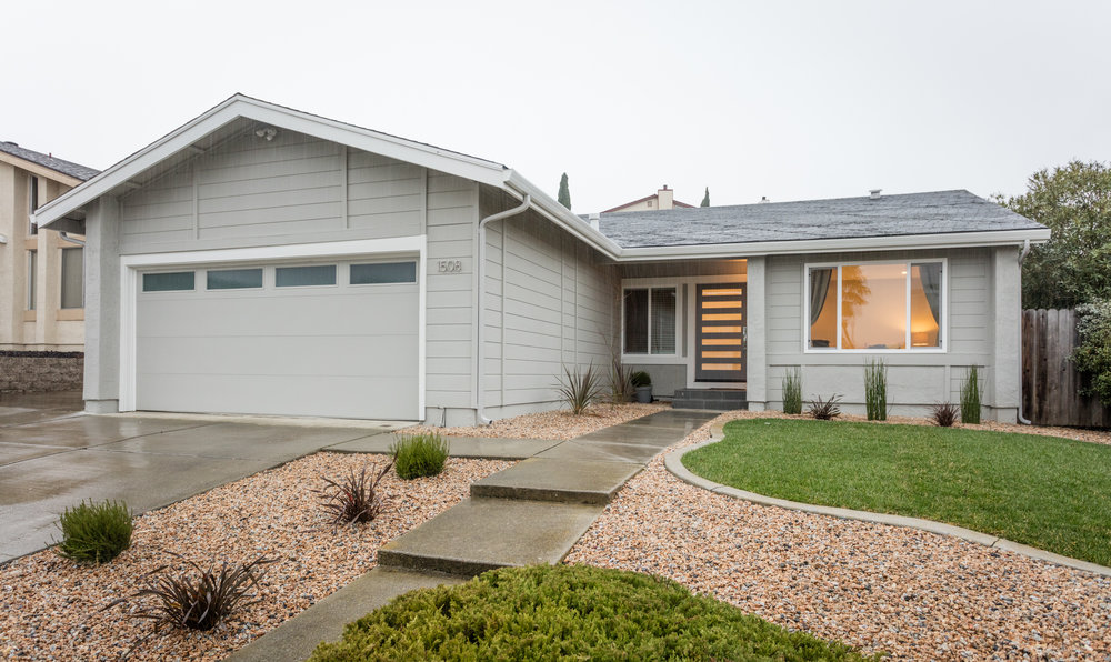 Sold at $555,000<strong>1508 Partridge Drive  Hercules</strong>