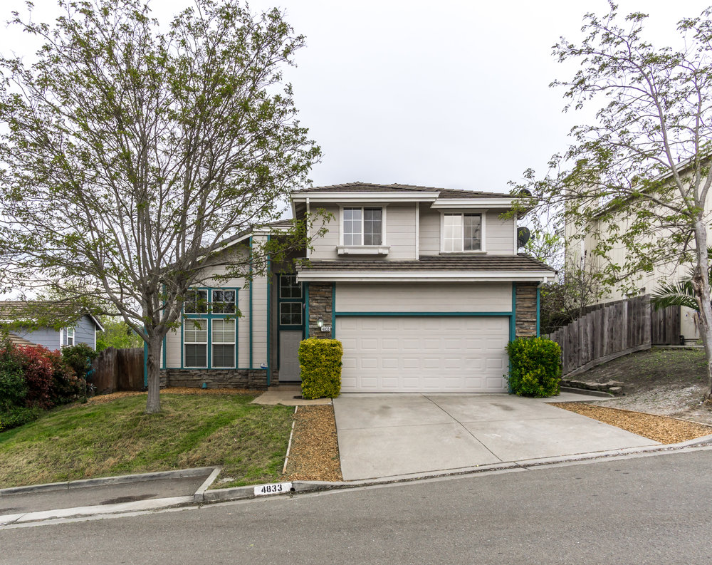 Sold at $720,000<strong>4833 El Grande Place, El Sobrante</strong>