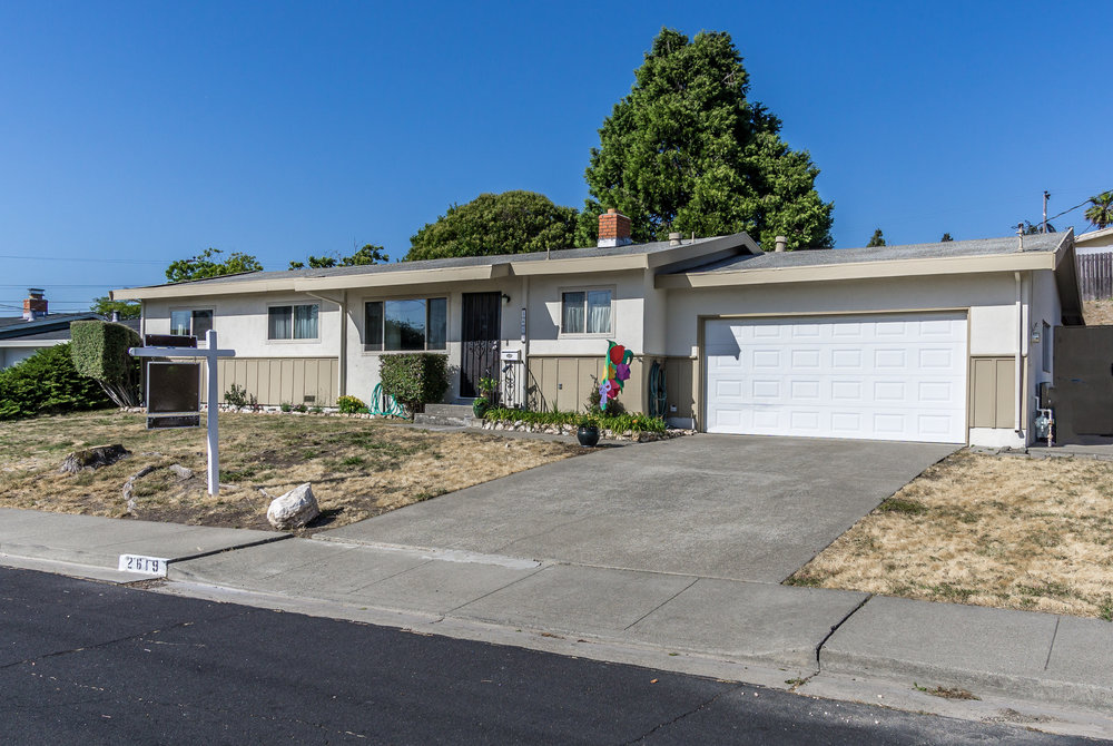 Sold at $545,000<strong>2619 Emma Drive, Pinole</strong>