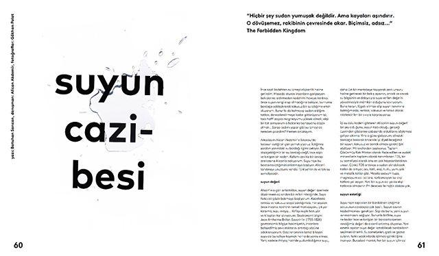 """""""Suyun Cazibesi"""" // Feed // Teşekkürler! @xoxothemag & @batusrcn"""