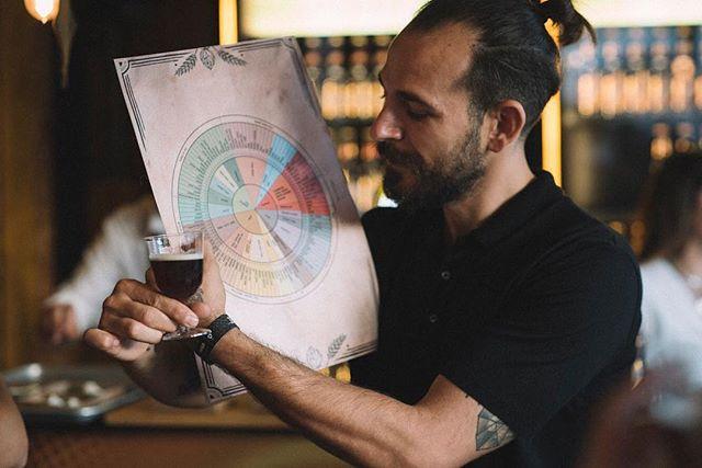 Flavor Telling // @cagdasongen // Yeme İçme İşleri // @istanbulcoffeefestival // #beersommelier #craftbrewer