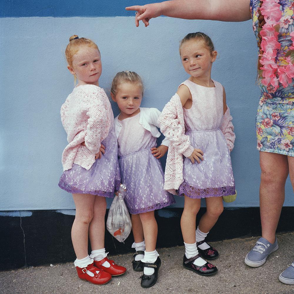 Sisters, Porthcawl, 2014