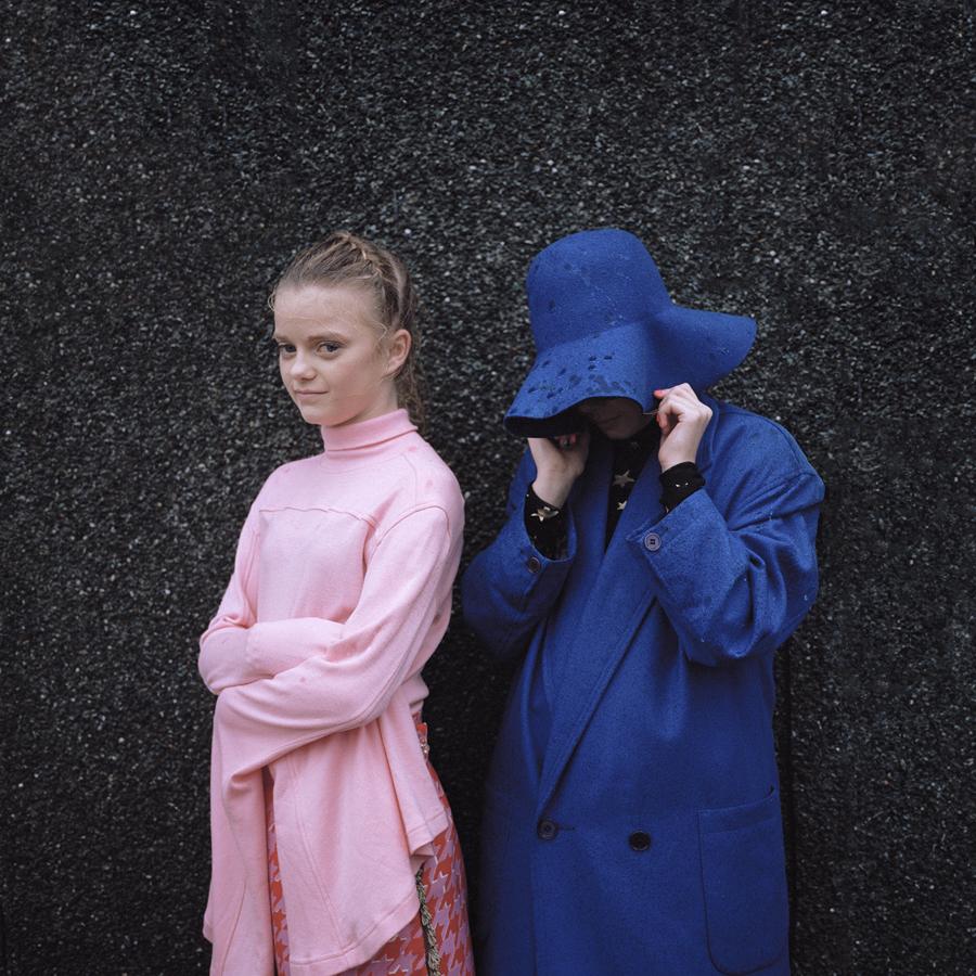 Paige & Lydia, Coed Cae, 2015