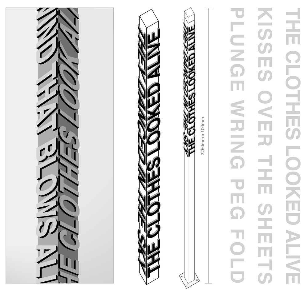 ....Parnell & Mackie, computer-aided design preparatory drawings, 2017.      Parnell & Mackie, lluniadau paratoadol a ddyluniwyd â chymorth cyfrifiadur.
