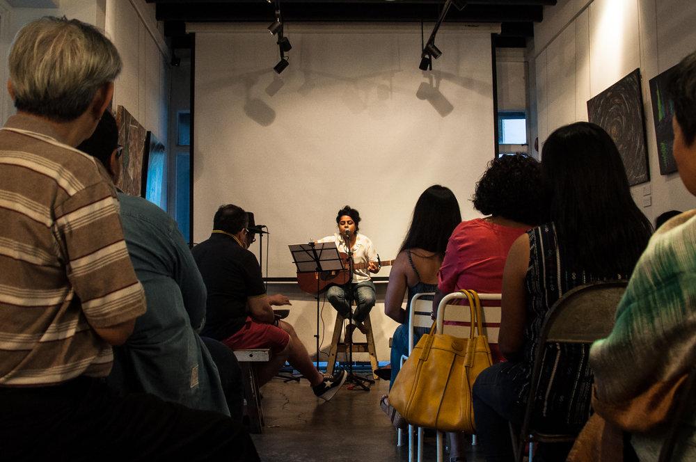 Pooja Nansi singing 1.jpg