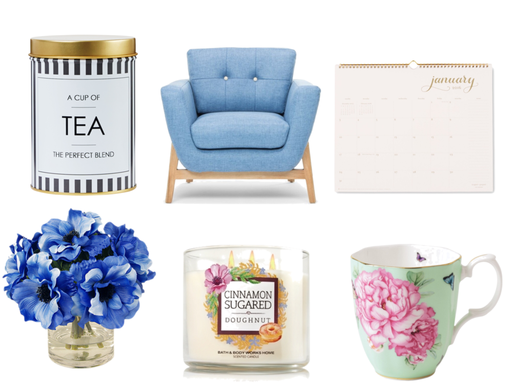 Home Decor Wishlist | theprettypeony.com