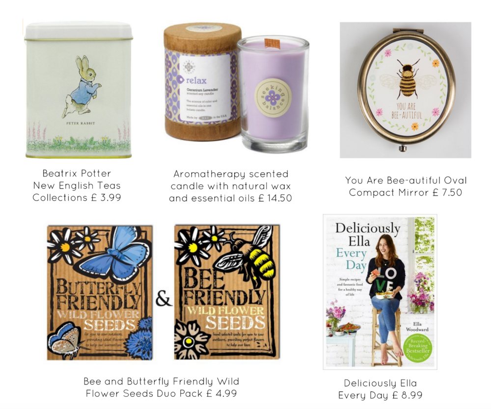 Mother's Day Gift Ideas | www.theprettypeony.com
