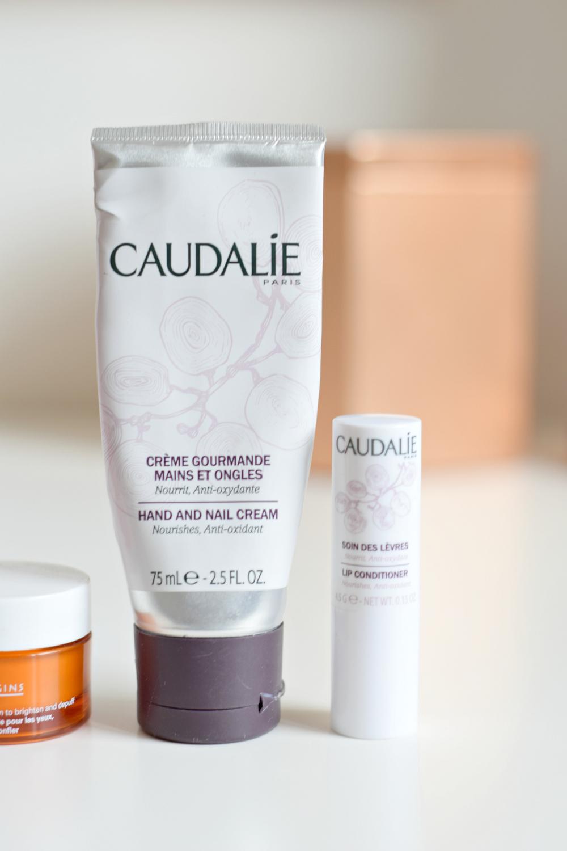 Morning Skincare Routine   Lazy Day - www.theprettypeony.com   Origins/Caudalie