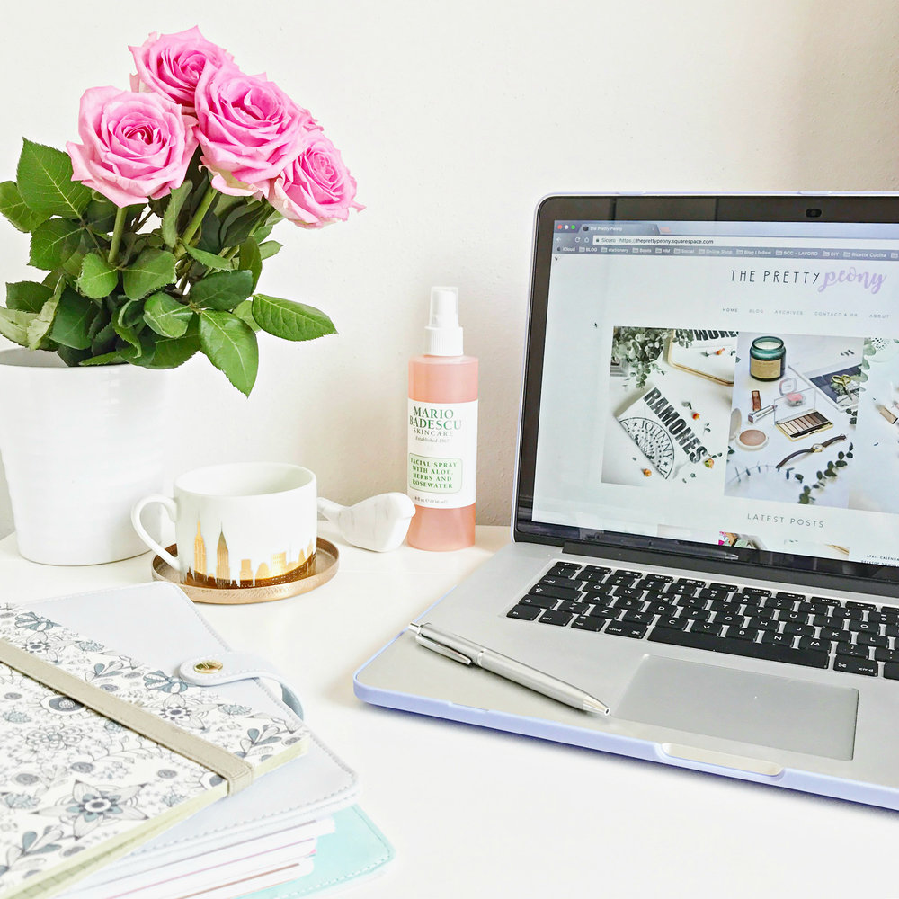 20 Beauty & Lifestyle Blog Post Ideas | www.theprettypeony.com