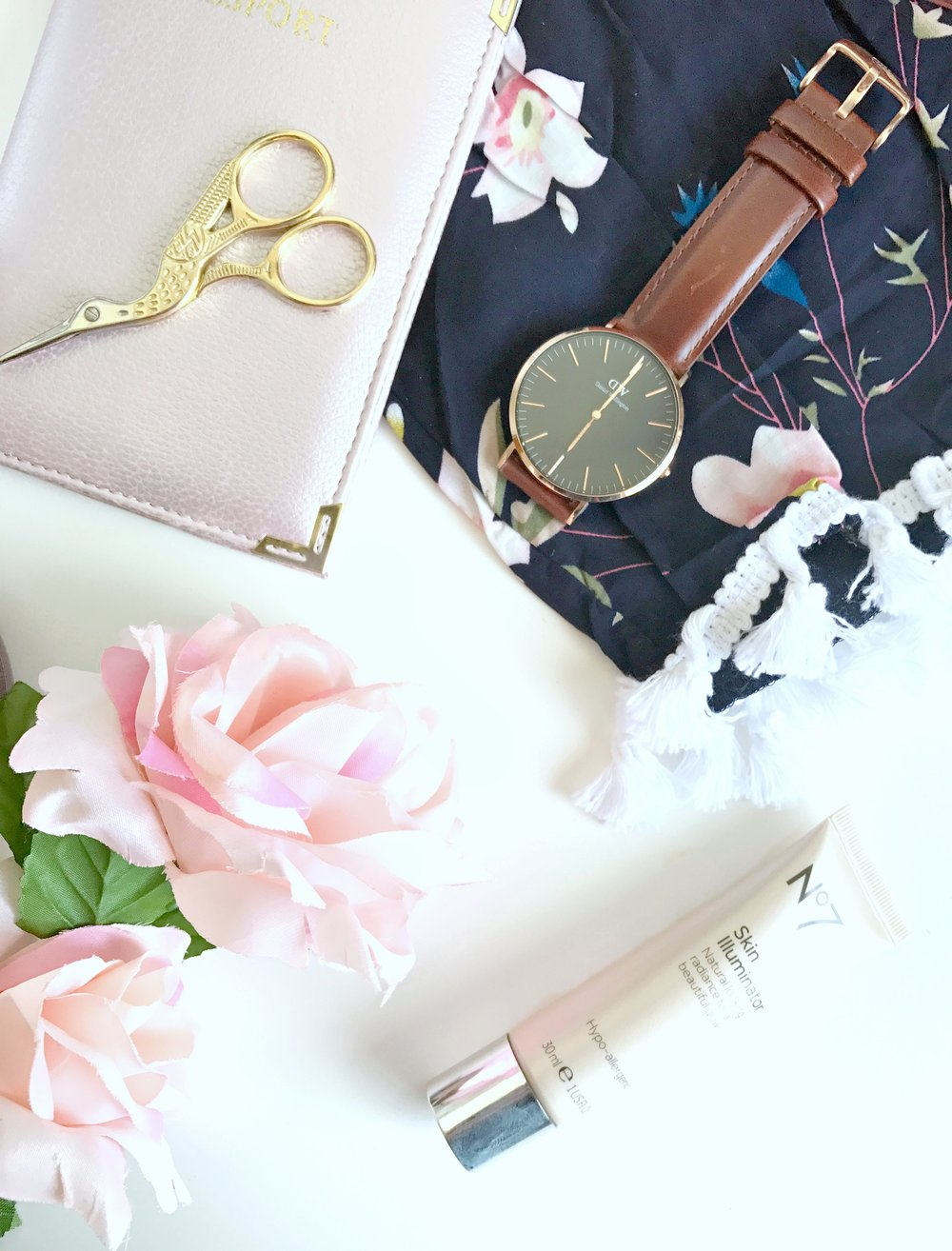 Spring Everyday Essentials | www.theprettypeony.com