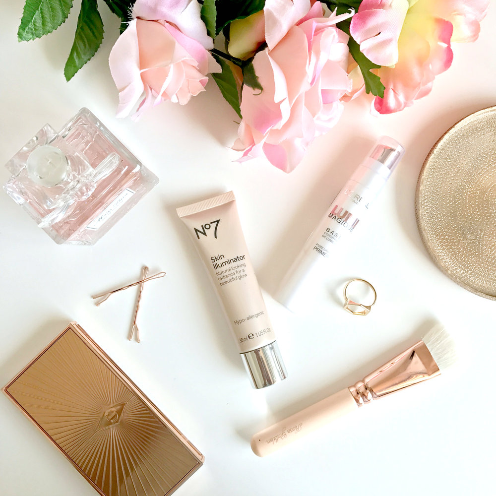 Natural Looking Radiance For A Beautiful Glow