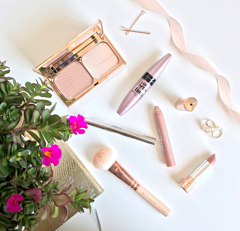Summer makeup for lazy days | www.theprettypeony.com #beauty