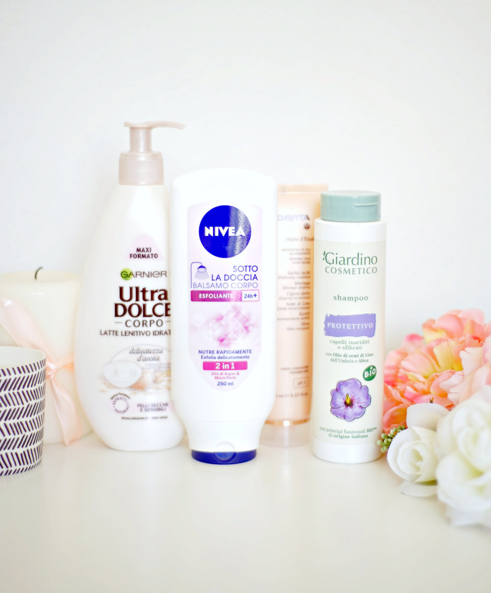 In The Shower Must Haves | www.theprettypeony.com
