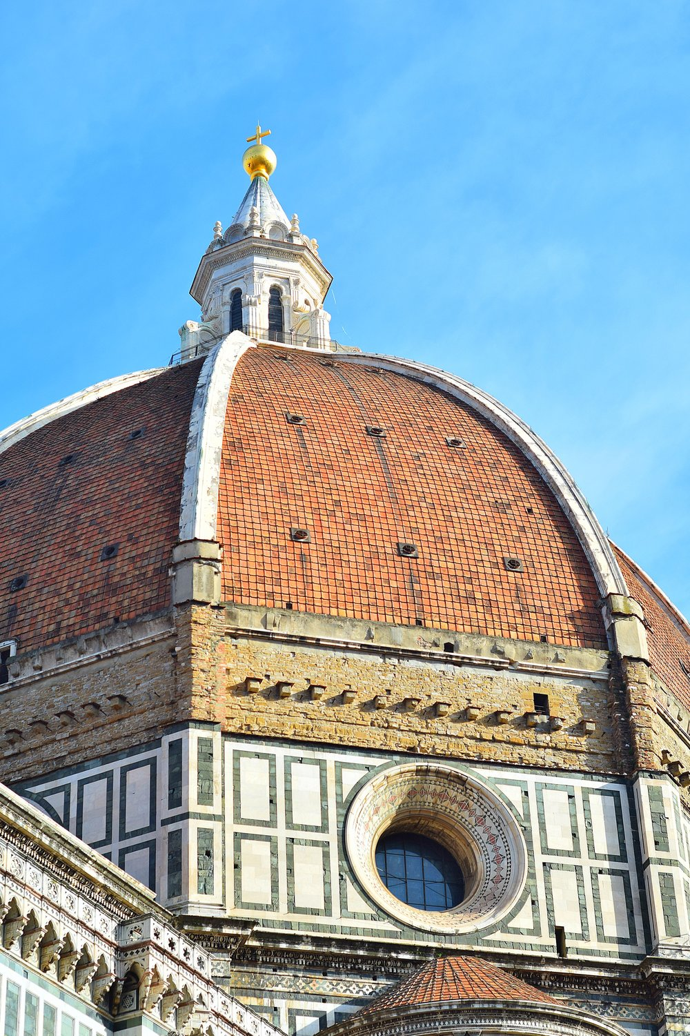 Florence, Cathedral of Santa Maria del Fiore - Brunelleschi's Dome