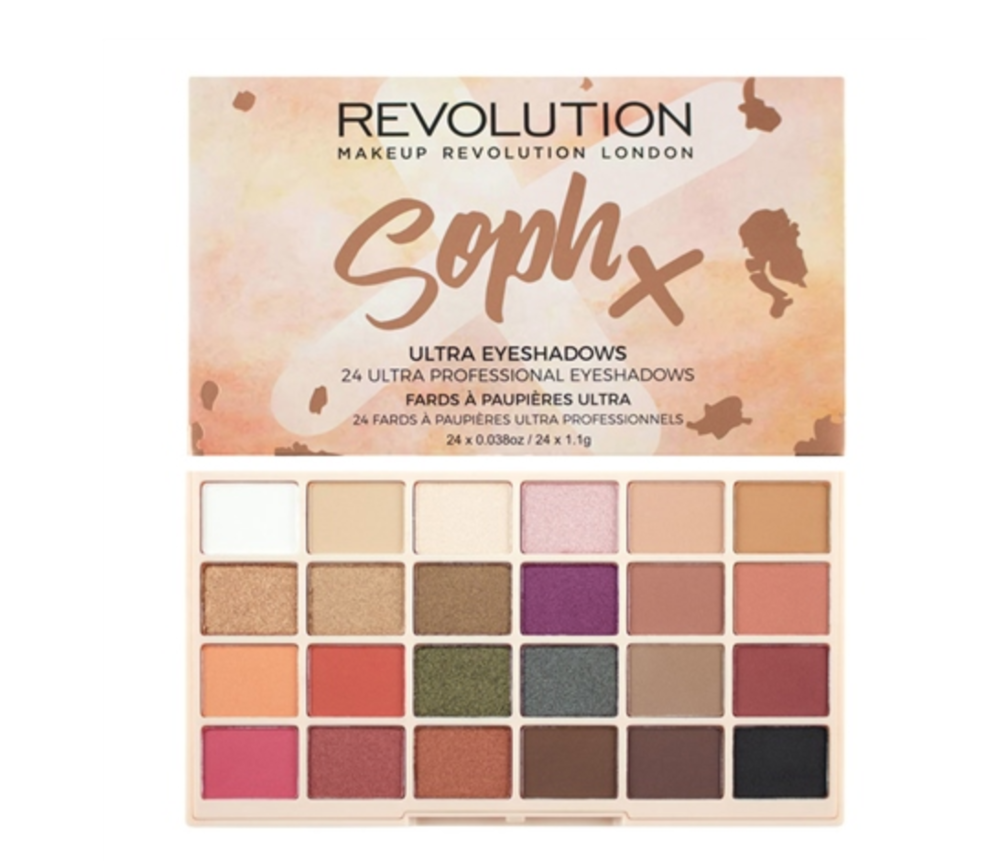 SophX Eye Palette - 12,50€