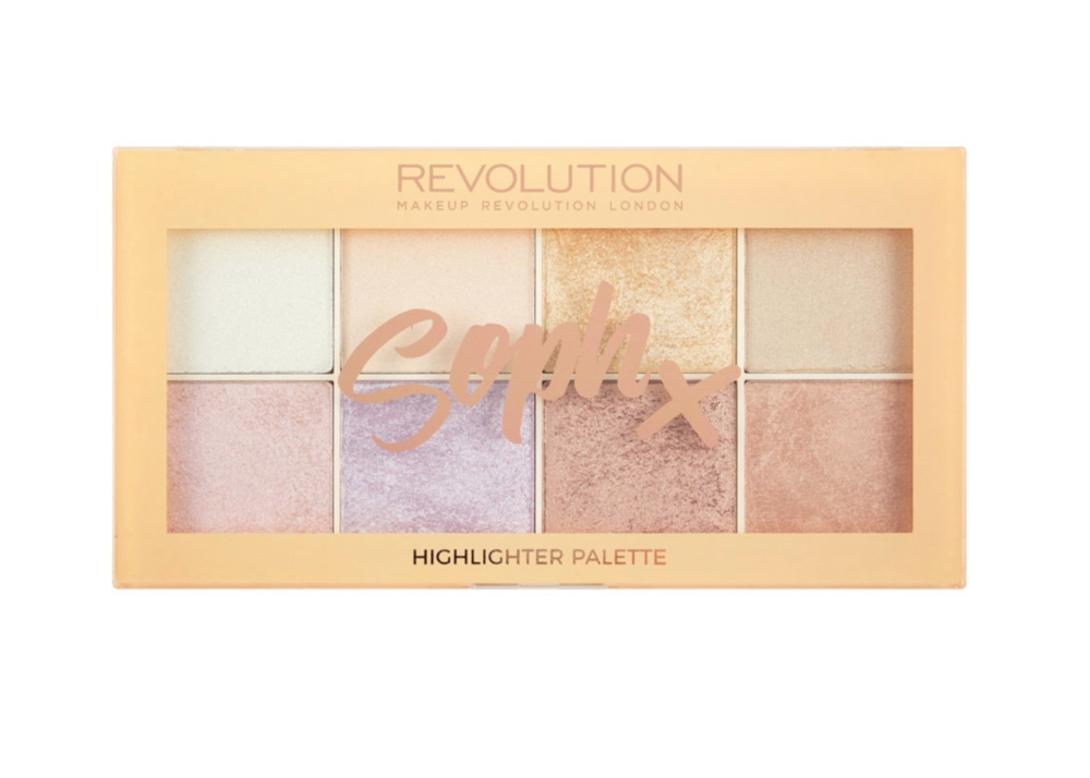 SophX Highlighter Palette - 10€