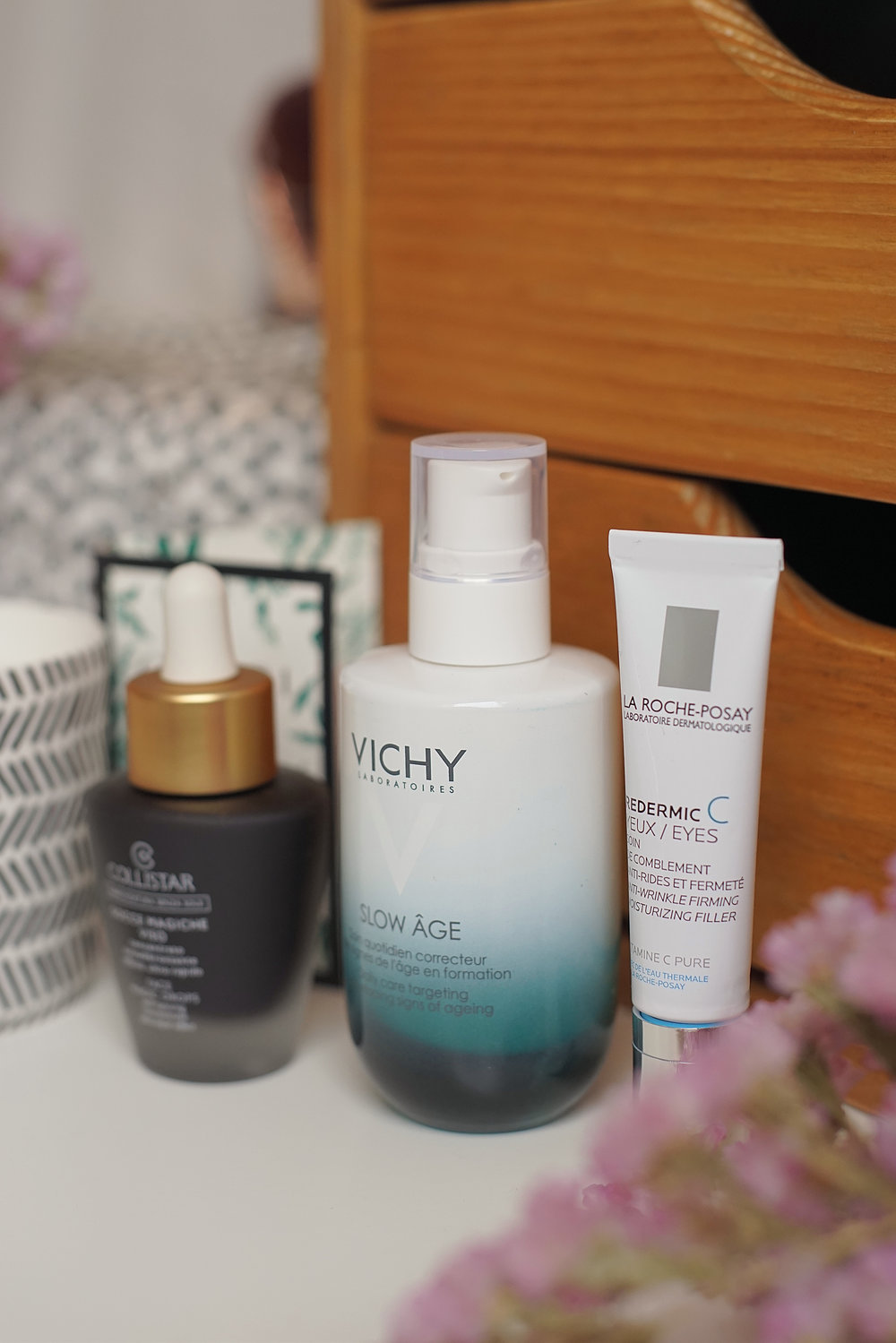 3 New Skincare Products On My Shelf - 5 months after review | www.theprettypeony.com